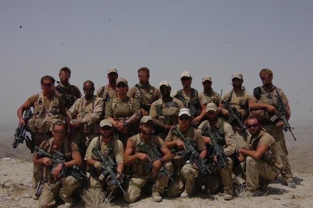 Informele bijeenkomst voor Afghanistan-veteranen van het Korps Commandotroepen